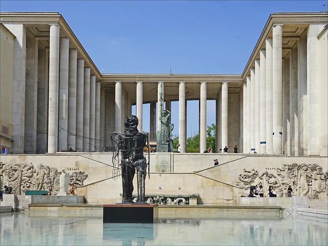 Rétrospective Thomas Houseago au musée d'art moderne de la ville de Paris
