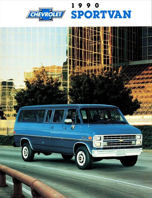 1990 Chevrolet G30 Sportvan