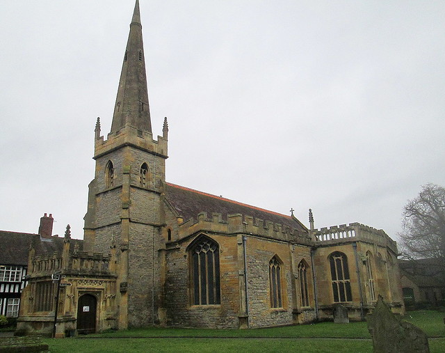 St Lawrence's Church, Evesham
