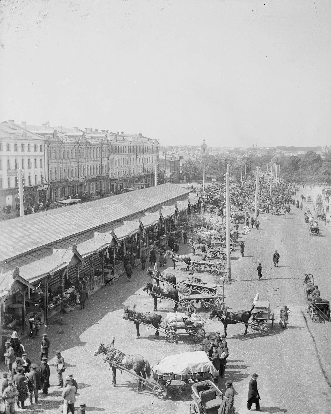Сухаревский рынок