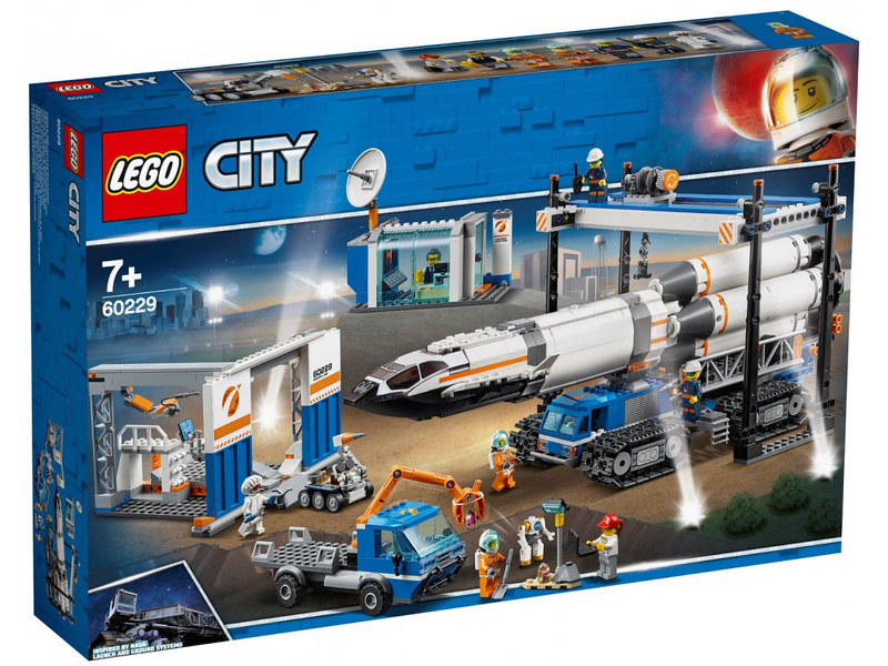 LEGO City Rocket Transport (60229)