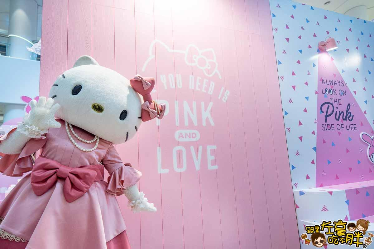 三麗鷗粉紅閨蜜期間限定店-78