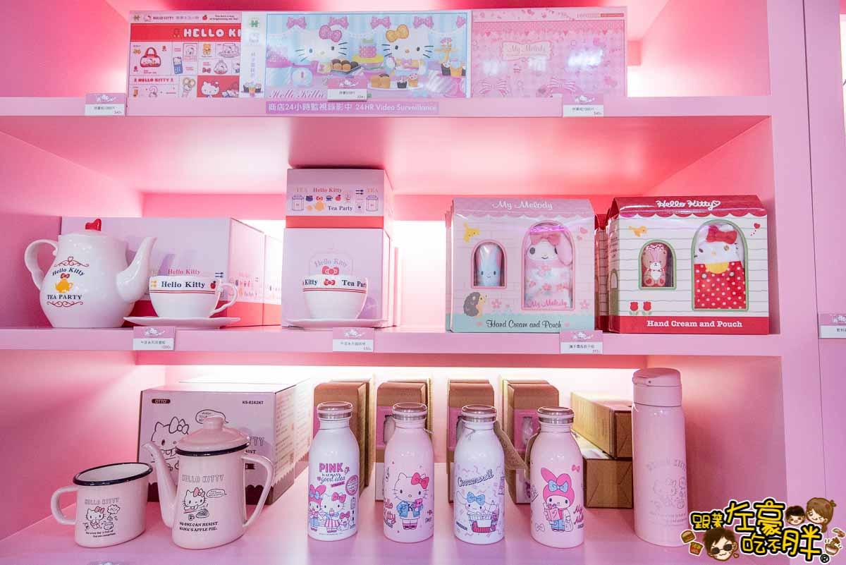 三麗鷗粉紅閨蜜期間限定店-47
