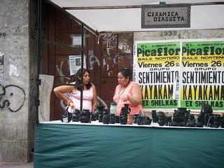 Buenos Aires - Feria de San Telmo