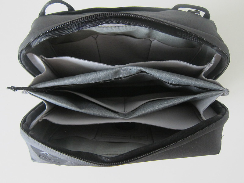Peak Design Tech Pouch - Origami-Style Pockets