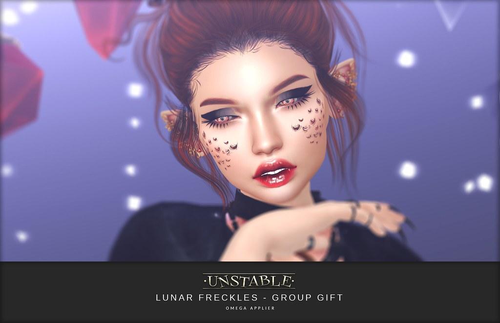 unstable. Lunar Freckles GG