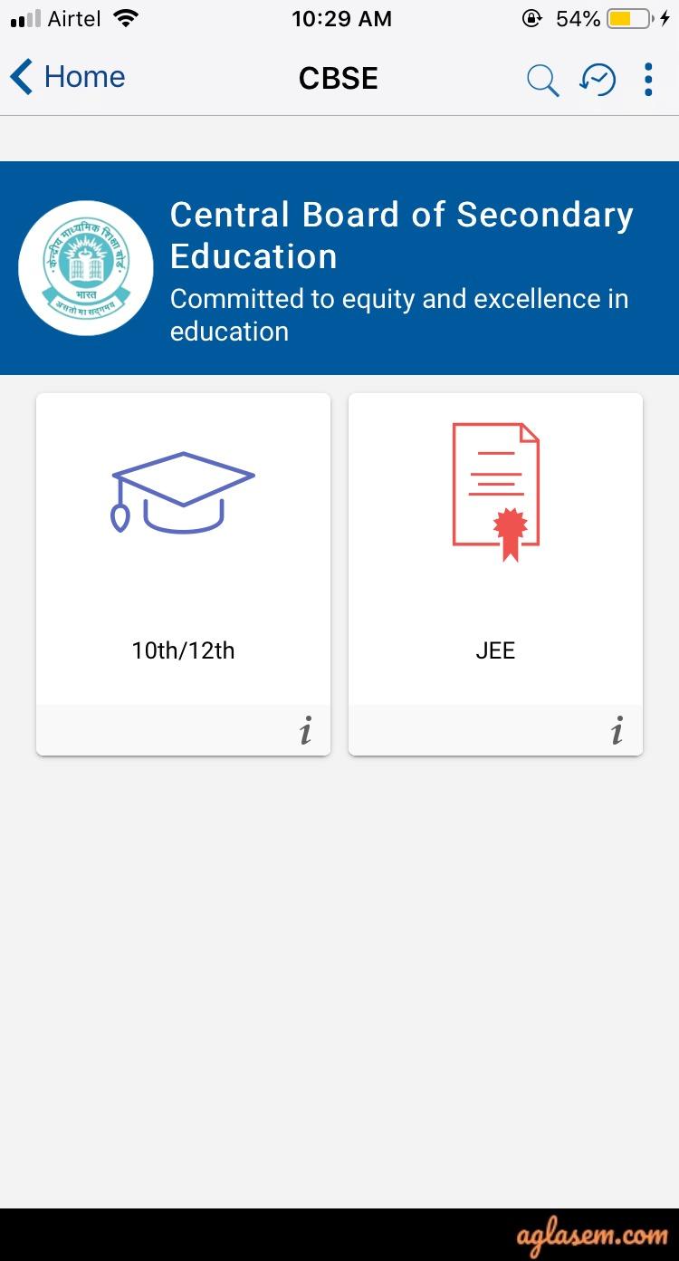 CBSE 10th, 12th Result 2019 Through Umang App