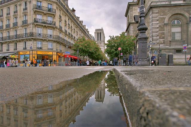Rue d'Arcole - Paris