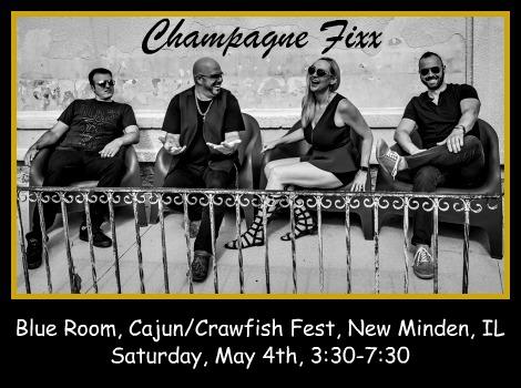 Champagne Fixx 5-4-19