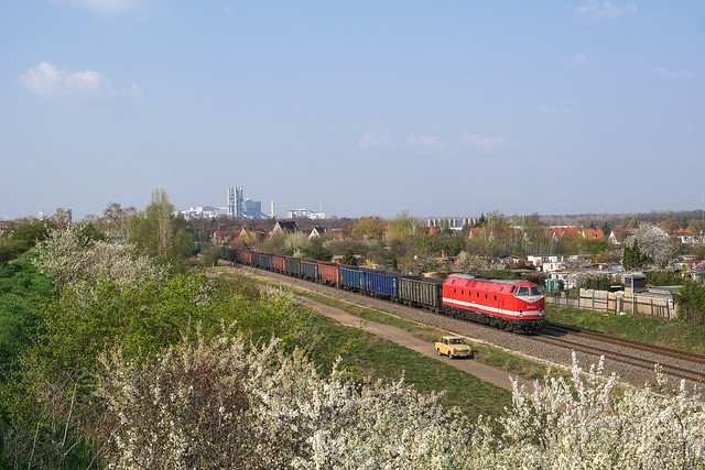 229 147 Cargo Logistik Rail Service | Bernburg | April 2019