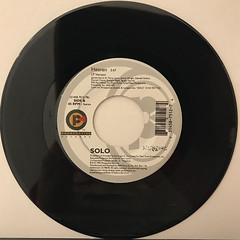 SOLO:WHERE DO U WANT ME TO PUT IT(RECORD SIDE-B)
