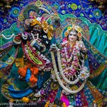 ISKCON Vrindavan Deity Darshan 03 May 2019