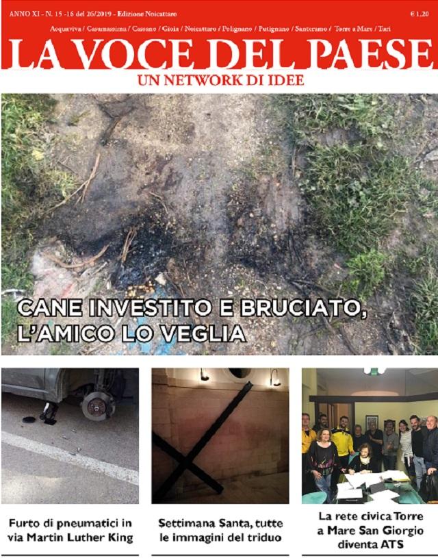 Noicattaro. copertina 15-16 intero