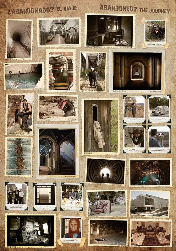 Abandoned? film: the journey II