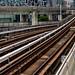 Skytrain tracks