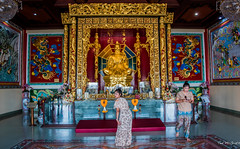 2019 - Thailand - Viharn Sien Anek Kuson Sala - Lü Dongbin
