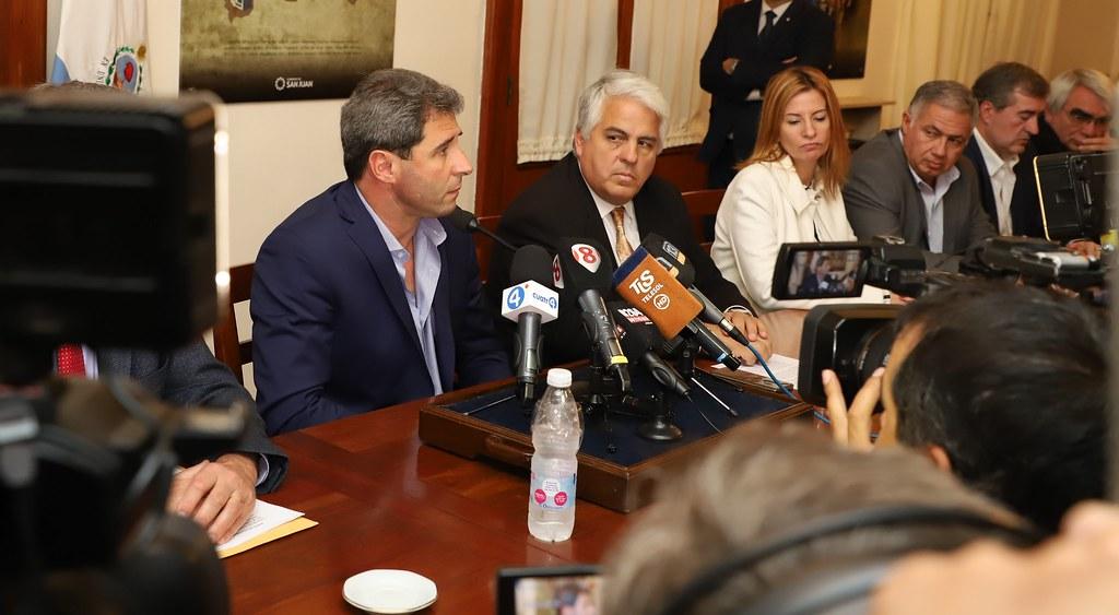 2019-05-03 Uñac Lanzo un Paquete de Medidas para Amortiguar la Crisis