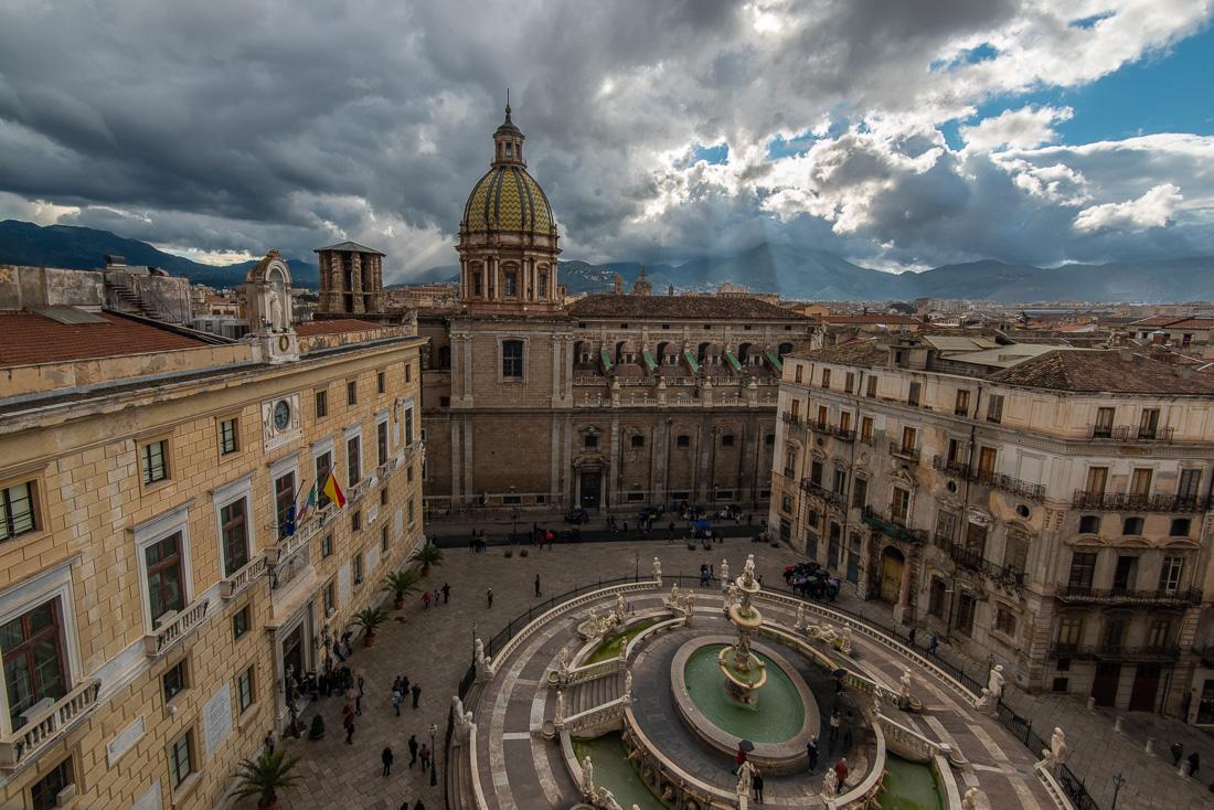 Сицилия. По рынкам и не только. Второй сезон.