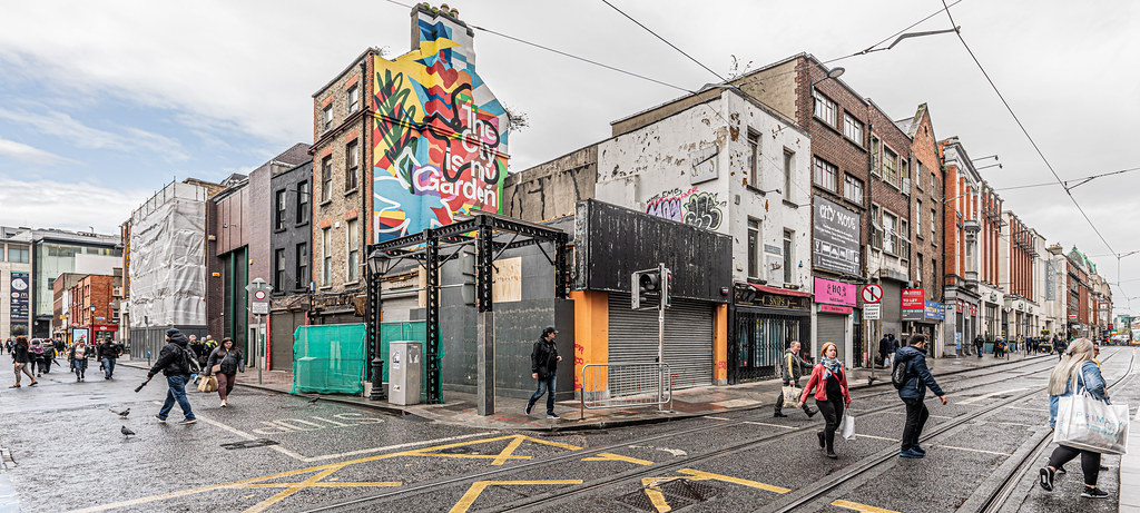 CONSTRUCTION SITE - LIFFEY STREET AND ABBEY STREET 004