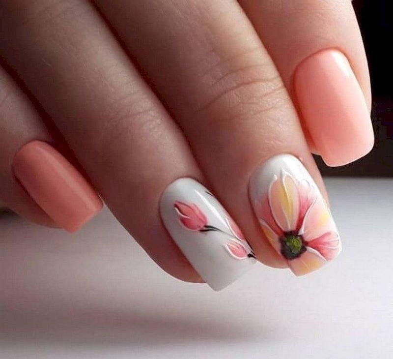 25 Super Cute Summer Nail Color Ideas Year 2019 Fashionre