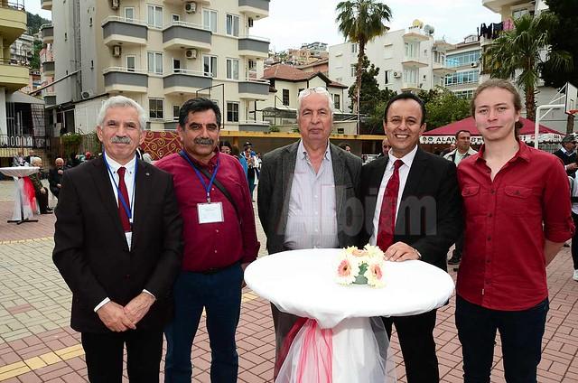 Ali Macit, Atilla Büyük, İsmail Yıldız, Ali Yenialp, Alper Yenialp.