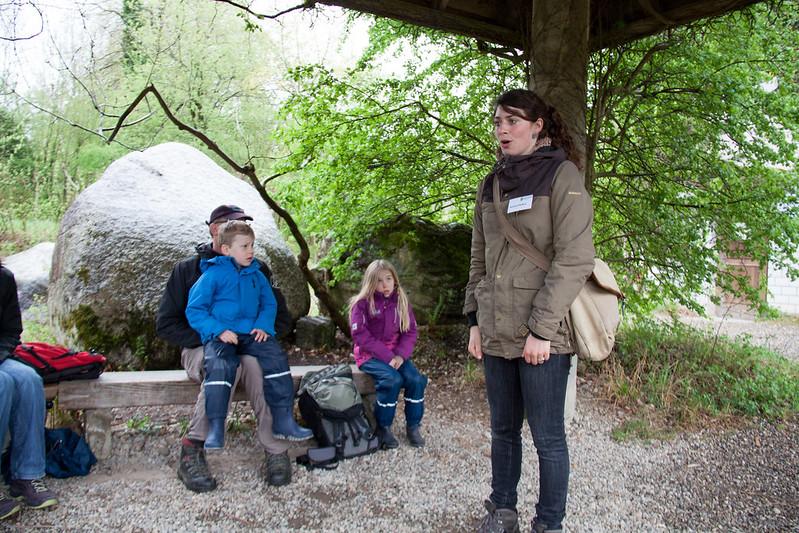 Familienausflug Naturlehrgebiet Buchwald Ettiswil