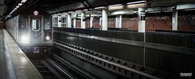 Bowling Green Subway Station, New York