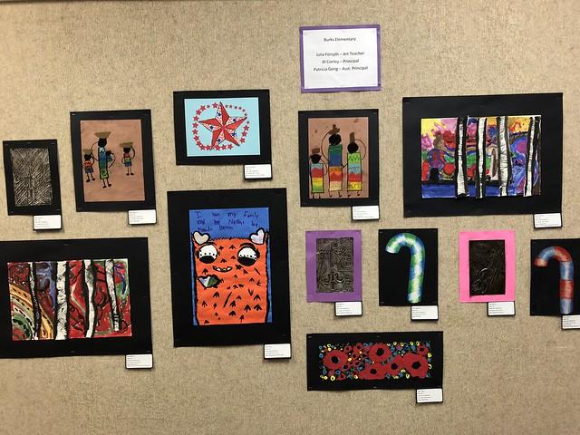 My students' art, k-5