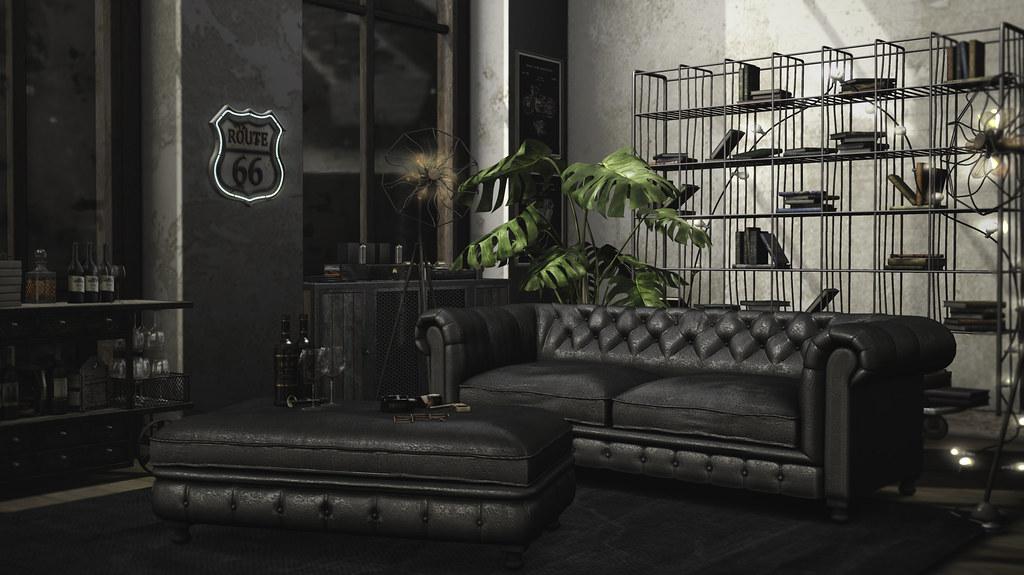 Sheffield Living Room