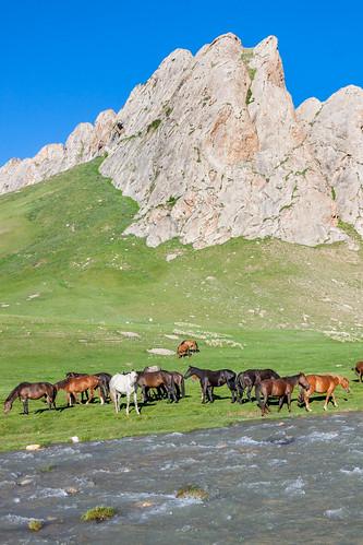 explore kyrgyzstan silkroad tashrabat tashrabatgorge