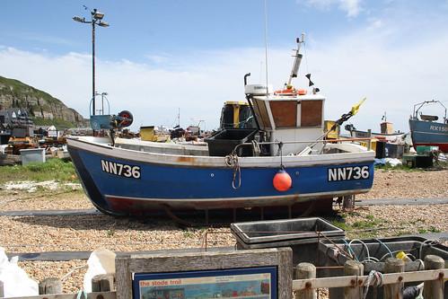 Fishing Boat NN736 DANNY BOY