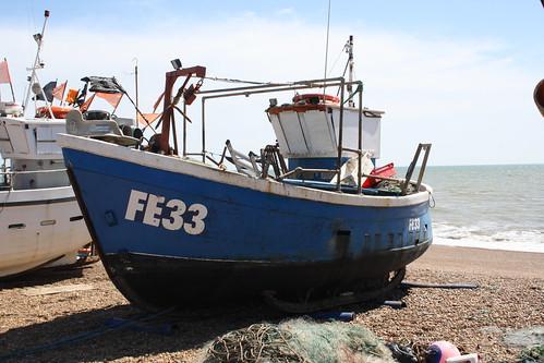 Fishing Boat FE33 LATNEY STAR