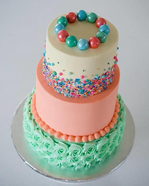 Cake by Tara • Lovlie Cakes