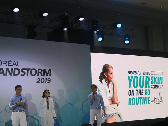 Loreal Brandstorm 2019