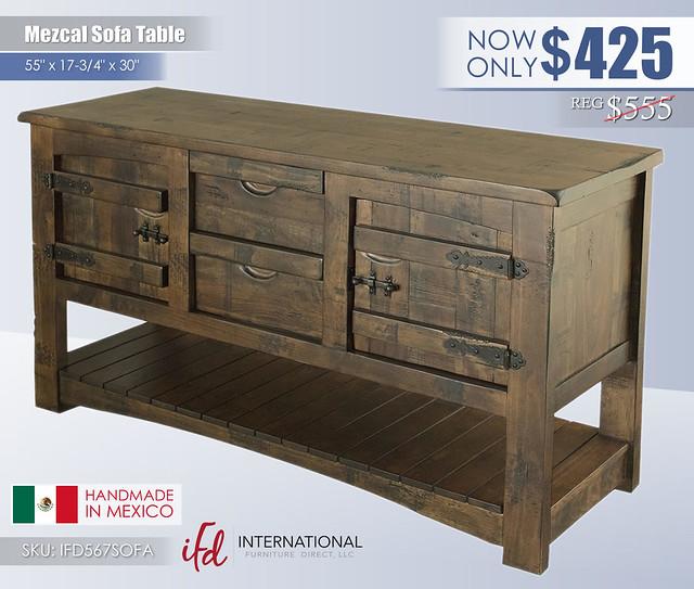 Mezcal Sofa Table_IFD567SOFA