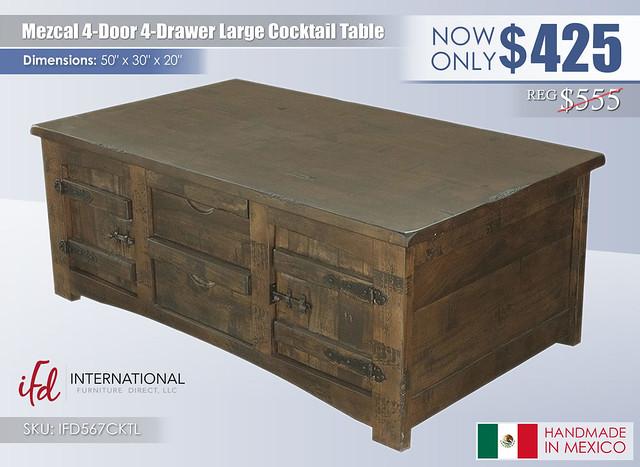 Mezcal Large Cocktail Table_IFD567CKTL