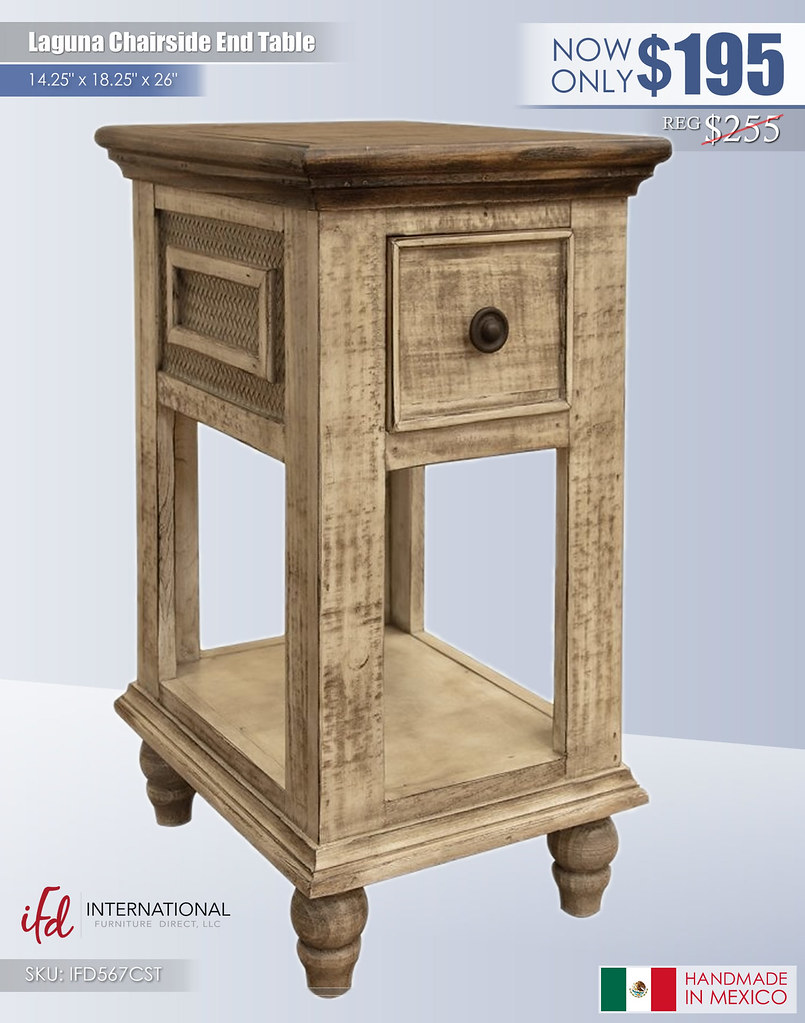 Laguna Chairside End Table_IFD9681CST