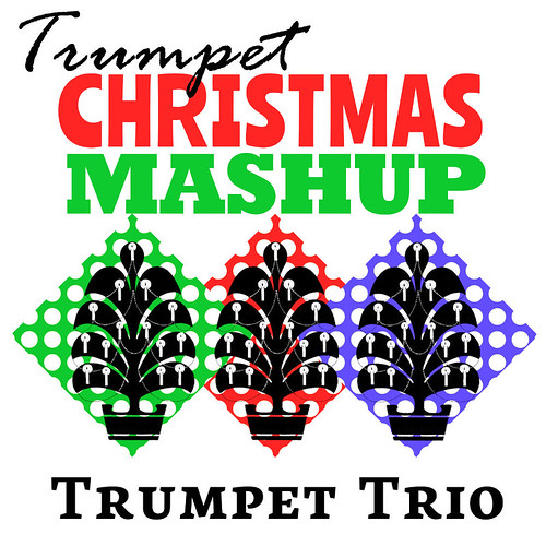 Trumpet Christmas Mashup for Trumpet Trio