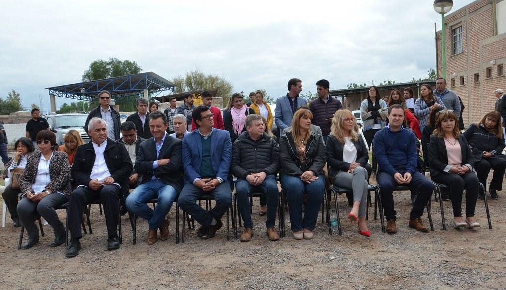 2019-05-03 SALUD: Inauguración Camión Minería-Salud