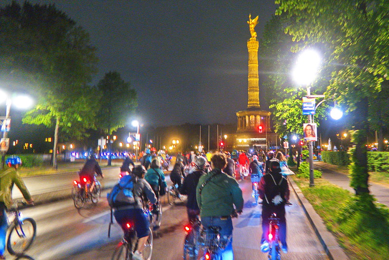 CriticalMass Berlin04/2018