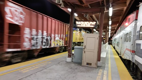 Freight at Diridon