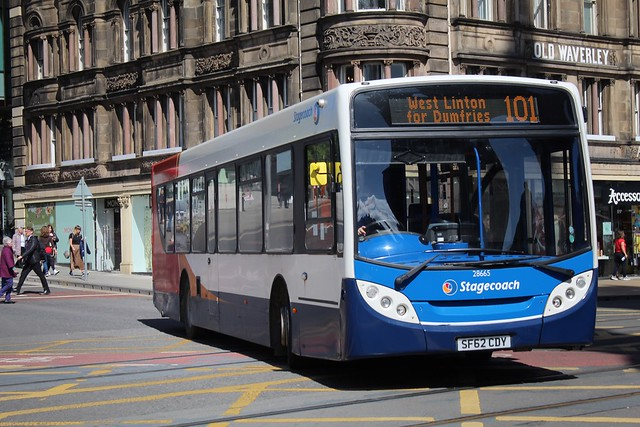 Stagecoach 28665 / SF62 CDY
