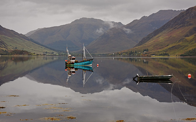 Loch Duich Reflections...