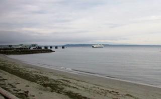 Squalicum Beach Park and Ferry