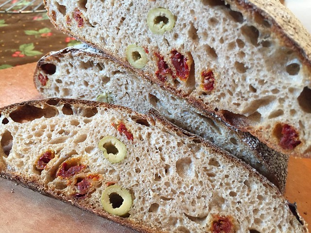 Sun-Dried Tomatoes / Olives