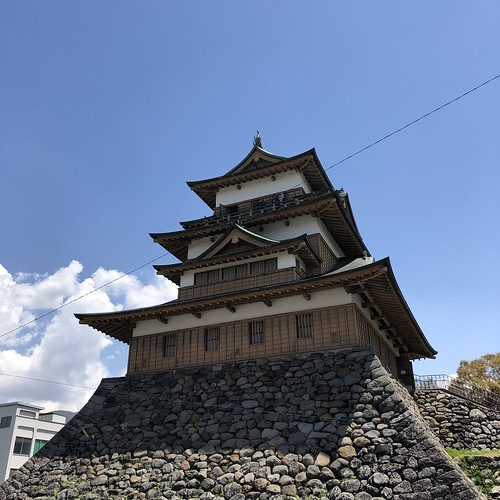 諏訪 高島城