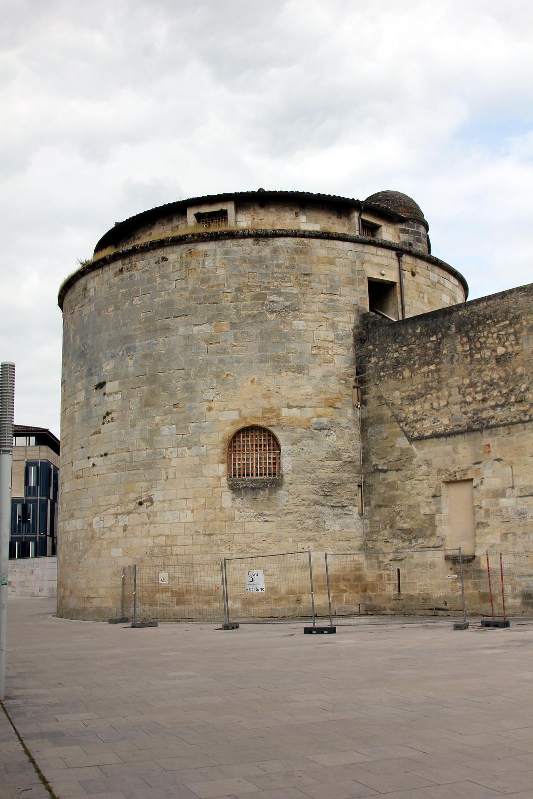 Château & Tribunal du Hâ, Bordeaux, Gironde, France