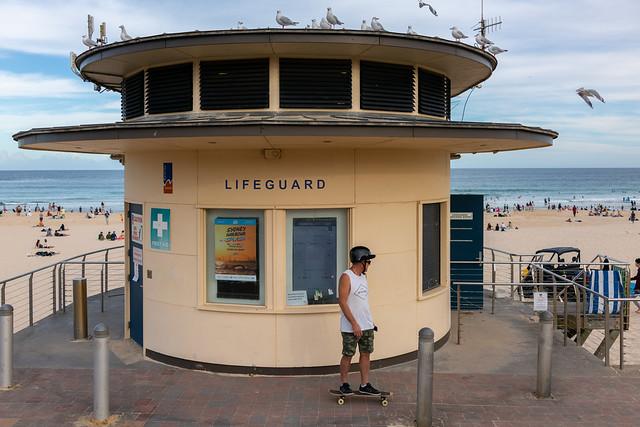 Bondi Lifeguard Station