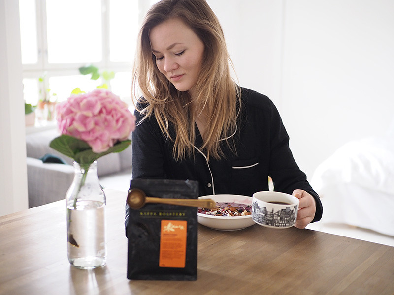 Kaffa Roastery kahvin kestotilaus kotiinkuljetus