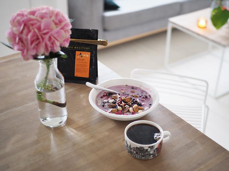 Kaffa Roastery kahvi